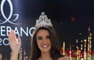 بيرلا الحلو ملكة جمال لبنان لسنة 2017