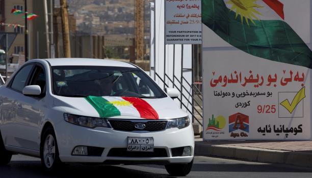 رفض دولي واسع لاستفتاء كردستان وتلويح بالخيار العسكري