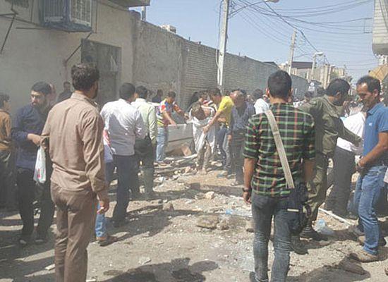 إيران.. قتلى وجرحى معظمهم عراقيون بانفجار في 'قم'