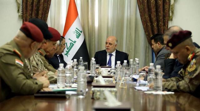 مجلس الأمن الوطني يدعو لملاحقة الموظفين بكردستان المنفذين لإجراءات الاستفتاء