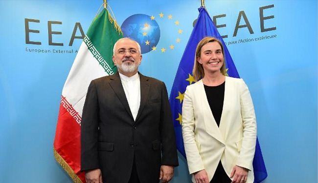 ترشيح ظريف وموغيريني لجائزة نوبل للسلام