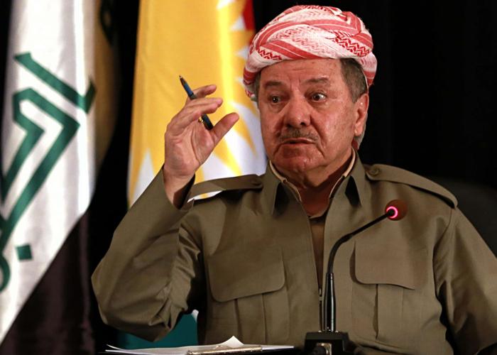ضغوط الداخل الكردي تفاقم مأزق مسعود البارزاني