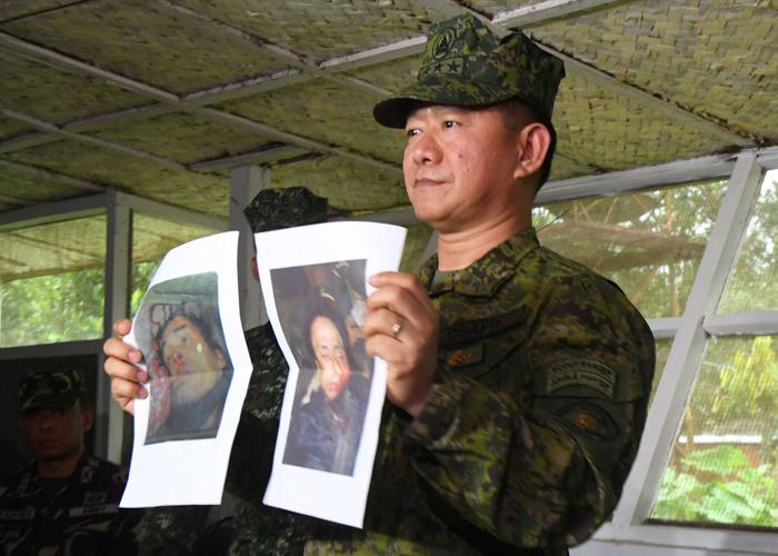 مقتل زعيم داعش ينهي المعارك جنوب الفلبين