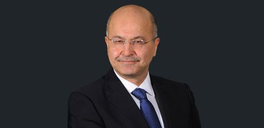 منصب رفيع ينتظر برهم صالح في الاتحاد الوطني الكردستاني
