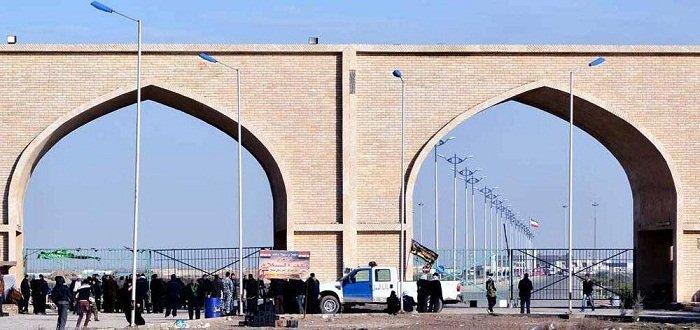 ضبط 3 اشخاص يحملون مواد مخدرة في منفذ الشيب الحدودي مع ايران