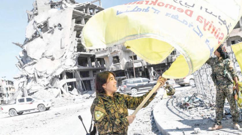 «داعش» الارهابي يخسر «عاصمته السورية»