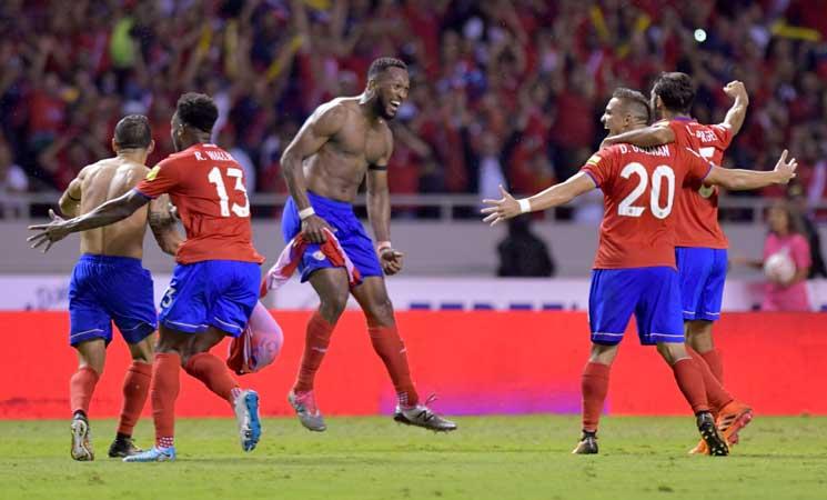 كوستاريكا تتأهل لكأس العالم بعد هدف قاتل أمام هندوراس