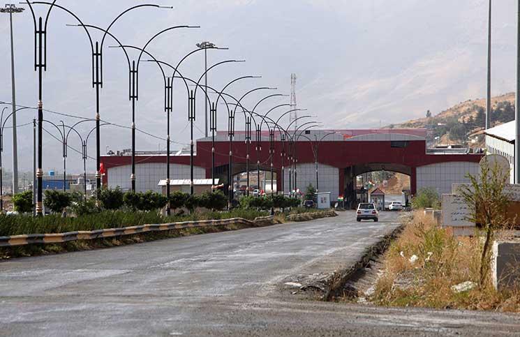 بغداد تطلب رسميًا من أنقرة وطهران إغلاق المنافذ الحدودية مع كردستان