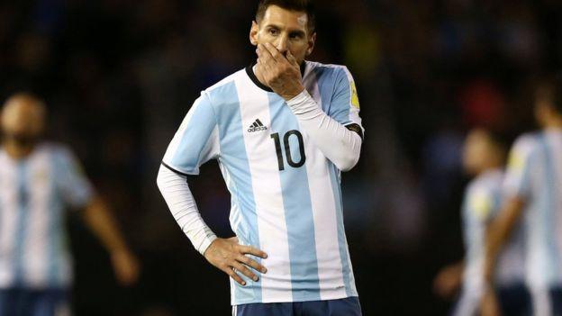 صمود بيرو يضع الارجنتين في مأزق للتأهل لمونديال روسيا