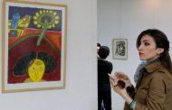 لوحات ليتوغرافيا لبيكاسو في بغداد