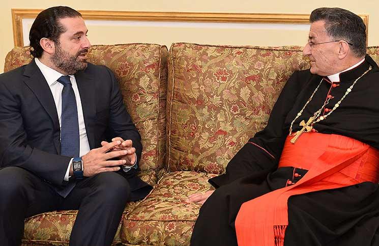 البطريرك الراعي يعرب من الرياض عن اقتناعه بأسباب استقالة الحريري