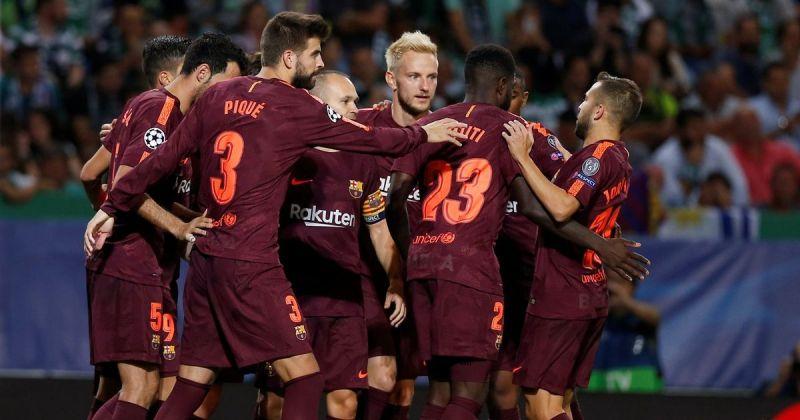 برشلونة يضع 5 لاعبين على قائمة الانتقالات في الميركاتو الشتوي