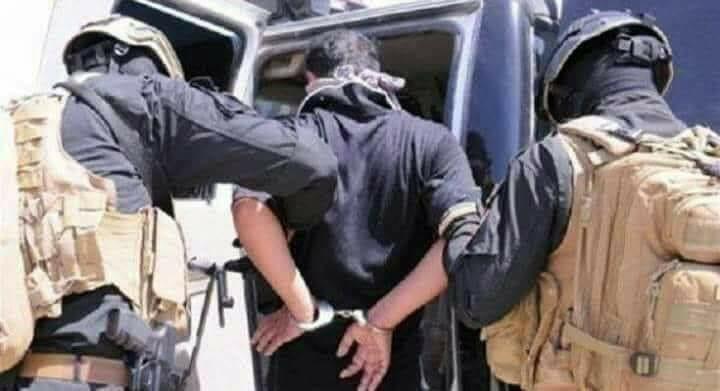 مكافحة اجرام كربلاء تلقي القبض على عصابة سرقة اثناء سرقتهم محلات تجارية.