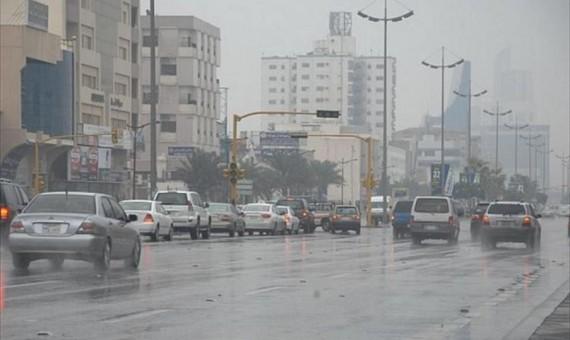 العراق على موعد مع الأمطار وحرارة تحت الصفر