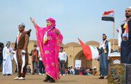 بالصور : انطلاق مهرجان خان النخيلة الثقافي الثاني في كربلاء