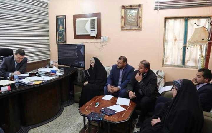 محافظ كربلاء يعفي مدير التسجيل العقاري من منصبه
