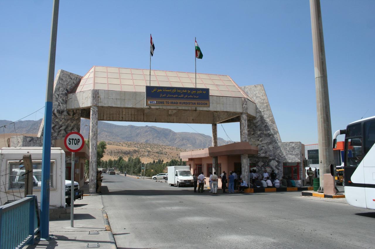 بغداد تقررغلق الطرق الحدودية في اقليم كردستان التي تستخدم للتهريب
