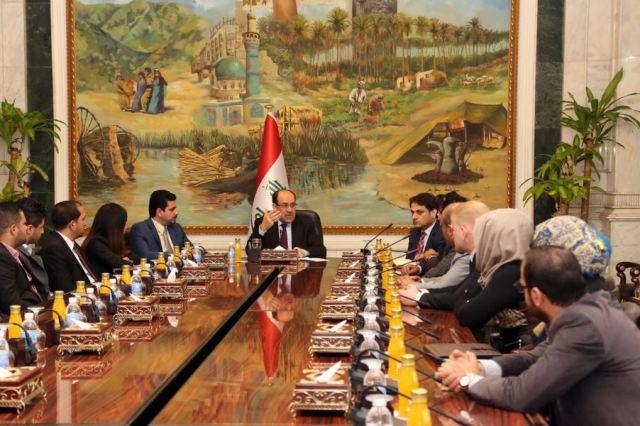 المالكي يشدد على ضرورة إصلاح النظام السياسي الذي اصابه الخلل بسبب المحاصصة