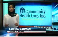 أول مذيعة أخبار تظهر بالحجاب على قناة أمريكية