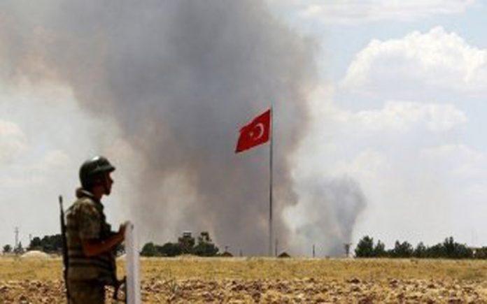 الجيش التركي يعلن تدمير ثمانية اهداف للعمال الكردستاني شمال العراق