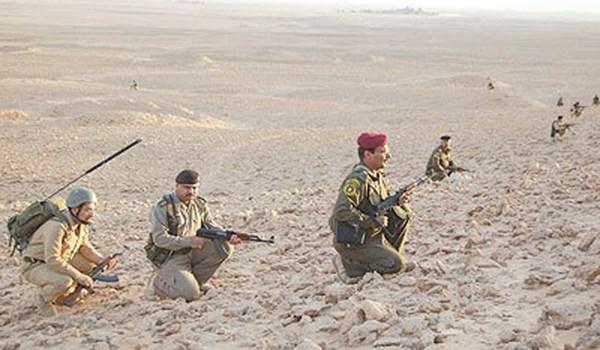 حرس الحدود العراقي يحبط تعرضا لـ
