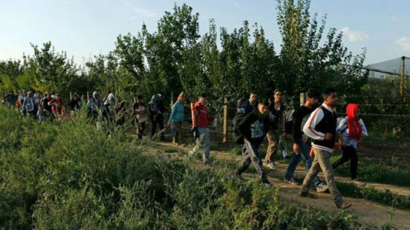 اوروبا تهدد دولا ترفض استقبال لاجئين مطرودين بـ