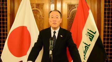 اليابان تقدم 15 مليار مساعدات العراق