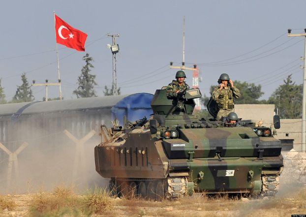 الكشف عن اتفاقية تسمح لتركيا بالقتال داخل الاراضي العراقية