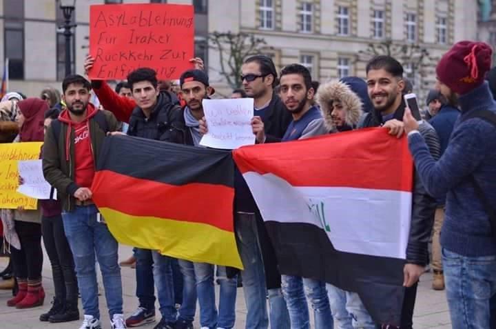 تفاهمات مع ألمانيا لدعم اللاجئين العراقيين العائدين طوعاً