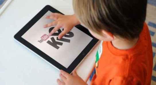 """دراسة: """"اليوتيوب"""" يضر بصحة الاطفال"""