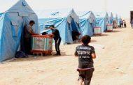 قطر تقدم ثلاثة ملايين دولار لمساعدة النازحين في العراق
