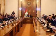 مجلس الوزراء يفصل سلطة الطيران عن وزارة النقل