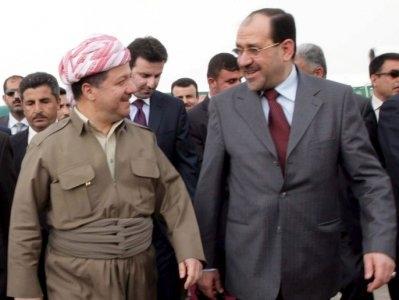 الكرد قد يختارون التحالف مع المالكي كعقوبة للعبادي ولقاءات تجمع 5 قادة