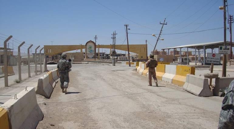 العراق يتلقى دعوة من سوريا لاعادة افتتاح معبر القائم الحدودي