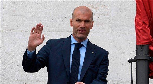 زيدان في وداعه الأخير: هلا مدريد إلى الأبد