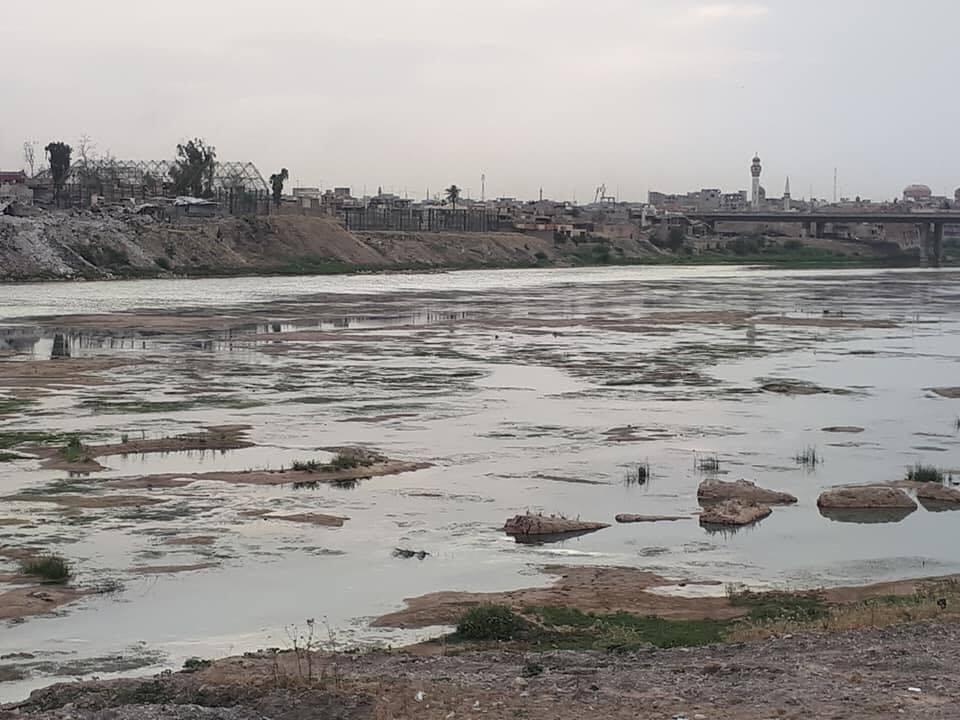 مفوضية حقوق الإنسان تبدي استعدادها للتحرك دولياً لضمان حقوق العراق المائية