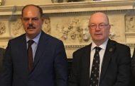 اللامي يبحث مع وزيرين بريطانيين دعم