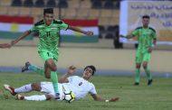 الأولمبي يخسر أمام نظيره الإيراني في ثاني مواجهة ودية بينهما