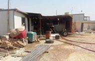 مصدر امني: تفجير كربلاء نتيجة حريق داخل مقر لسرايا السلام