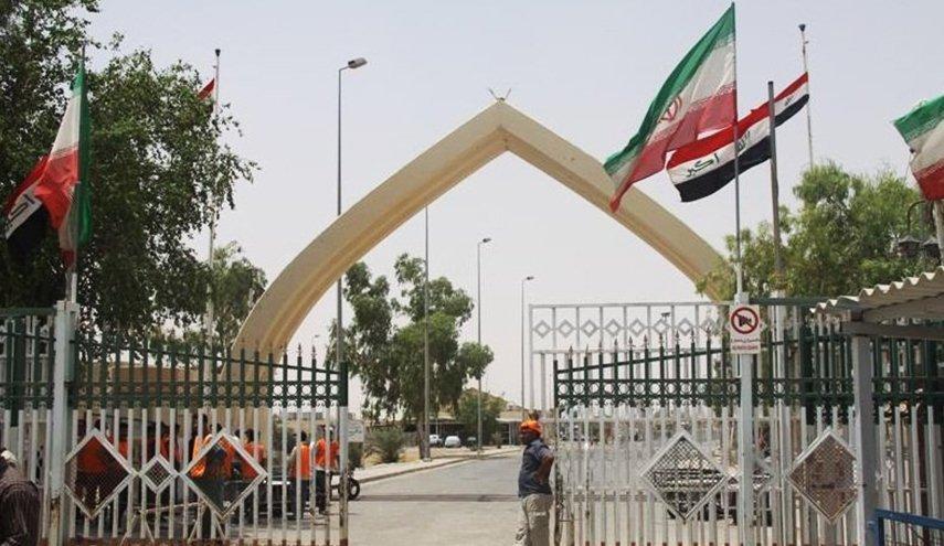 ايران تبرم مذكرة مع العراق لاعادة فتح معبر