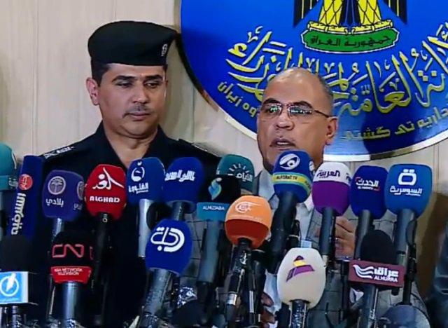 الداخلية تعزو قرار حظر التجوال في البصرة لوجود نية للاعتداء على الابنية الحكومية