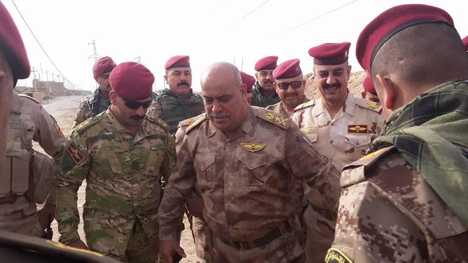 قائد عمليات البصرة الجديد: اعد اهالي المحافظة باستتباب الامن