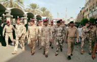 رئيس اركان الجيش يصل كربلاء ويعقد اجتماعاً حوّل تنسيق الجهود في زيارة الأربعين