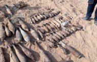 قتل ٣ إرهابيين وتدمر مضافات لداعش بعملية عسكرية في صلاح الدين
