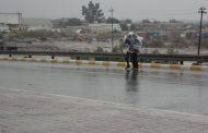 الانواء الجوية: امطار ودرجات حرارة تصل الى 30م اليوم الاثنين