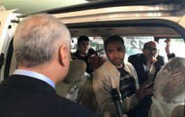 وزيرالنقل يخفض اجور النقل بنسبة (50% ) من ساحة عباس ابن فرناس الى مطار بغداد