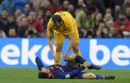 أتلتيكو مدريد يفقد درعه الواقي أمام برشلونة