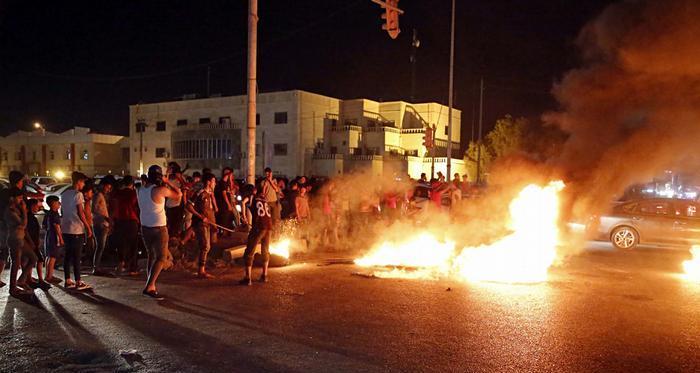 اطلاق سراح ثمانية متهمين ممن شاركوا بالتظاهرات والحوادث التي حصلت بالبصرة