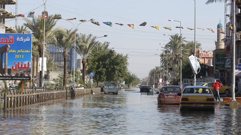 طقس العراق: انخفاض حاد في درجات الحرارة.. وأمطار يومي الخميس والجمعة