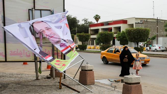 حملة إعادة النظر باللامركزية في العراق